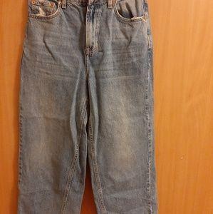Topshop Moto crop  Jeans